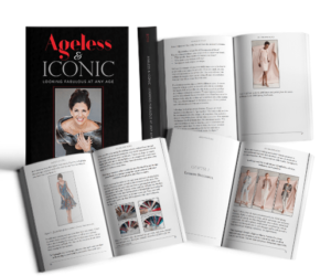 Gagan Sarkaria Client Jill Boyd Ageless and Iconic Book